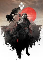 Assassin's Creed 4 Artwork: Egypt - Pete Haas