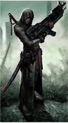 Assassin's Creed 4 Artwork: Future - Unknown artist