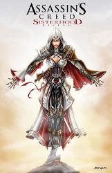Assassin's Creed 4 Artwork: AC Sisterhood - Jamie Tyndall