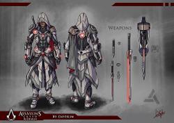 Assassin's Creed 4 Artwork: Future - Davislim