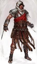 Assassin's Creed 4 Artwork: Ancient Rome - Wizo