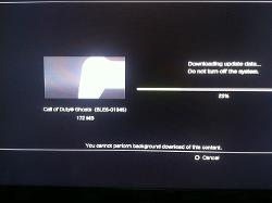 Call of Duty Ghosts Day One Patch