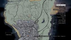 GTA V Map Size Twice of Manhattan