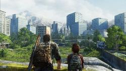 The Last of Us PS3 Screen