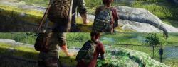 The Last of Us Remastered PS4 vs PS3 comparison screen