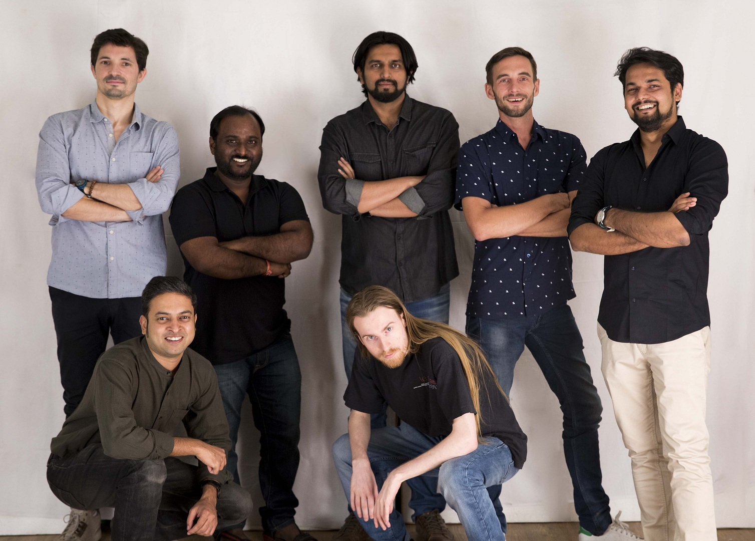Ubisoft India Core Team Image