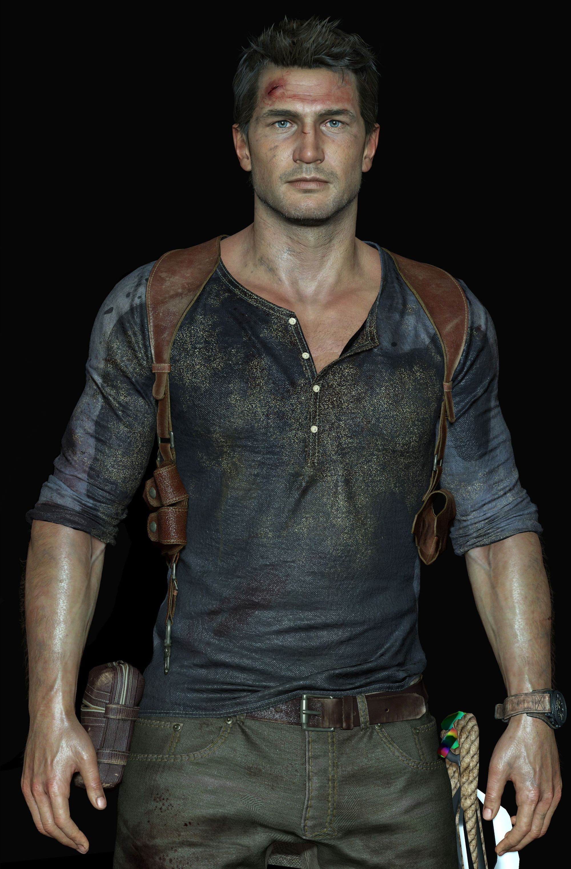New Gadget New Uncharted 4 A Thief S End Screenshot Shows Nathan