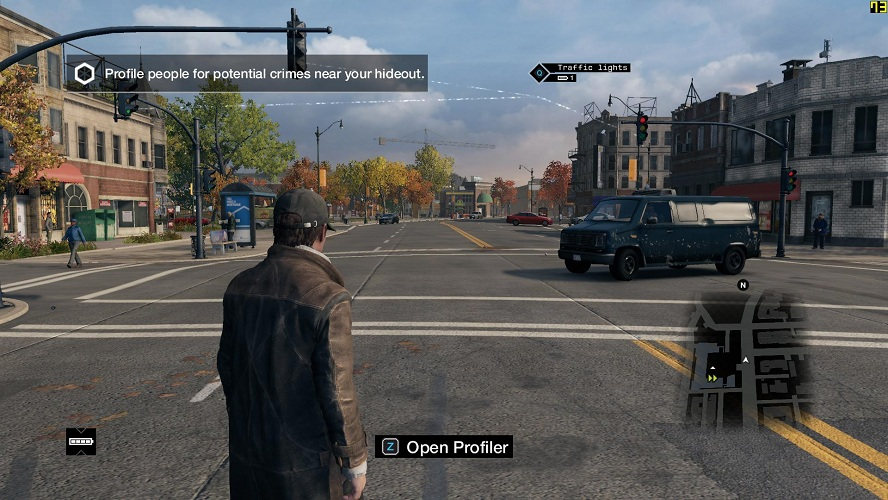how to display fps counter in watch dogs 2