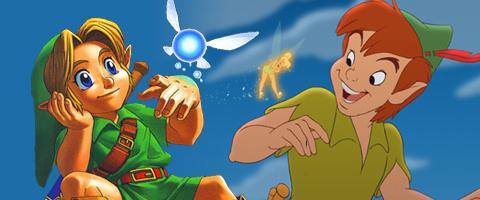 Le Saviez Vous ? / Un personnage de Disney a inspiré Link / N°19 dans Le Saviez Vous ? zelda-link-design