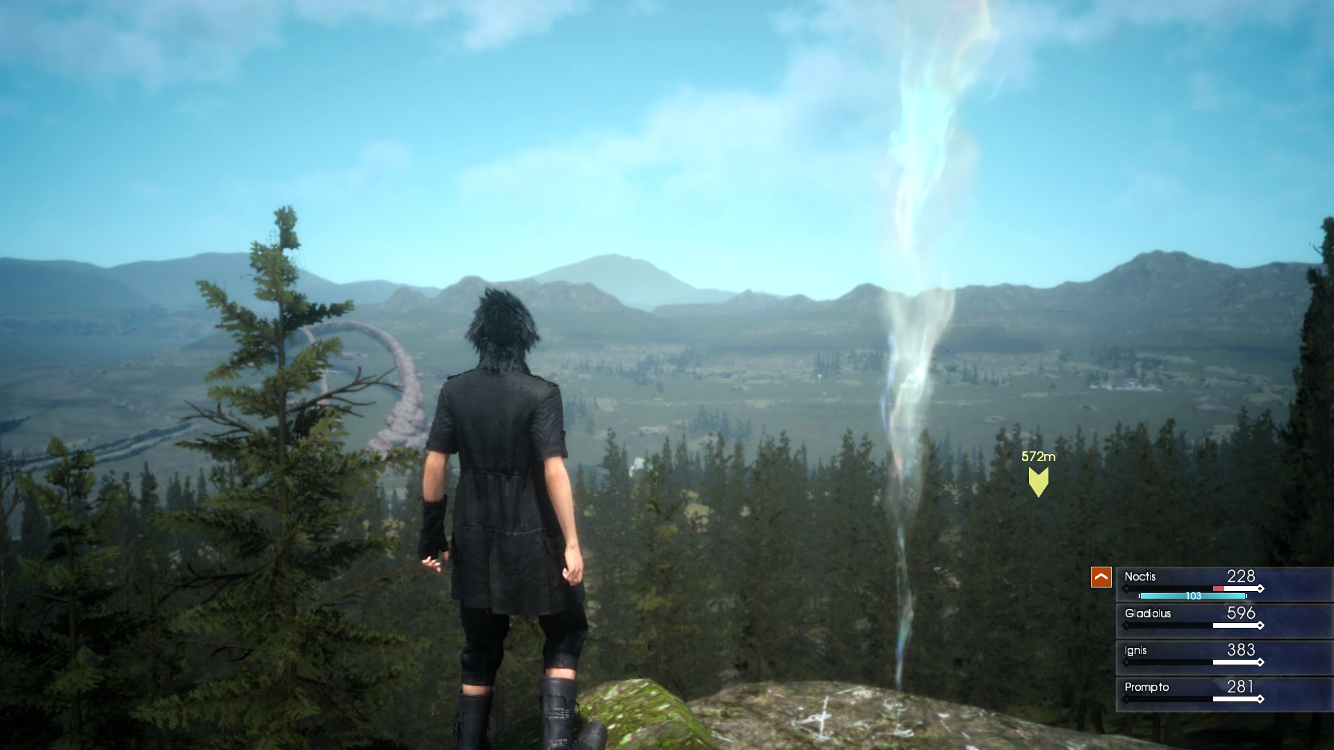 FFXV Demo Runs At 900p On PS4, Sub-800p On Xbox One ...