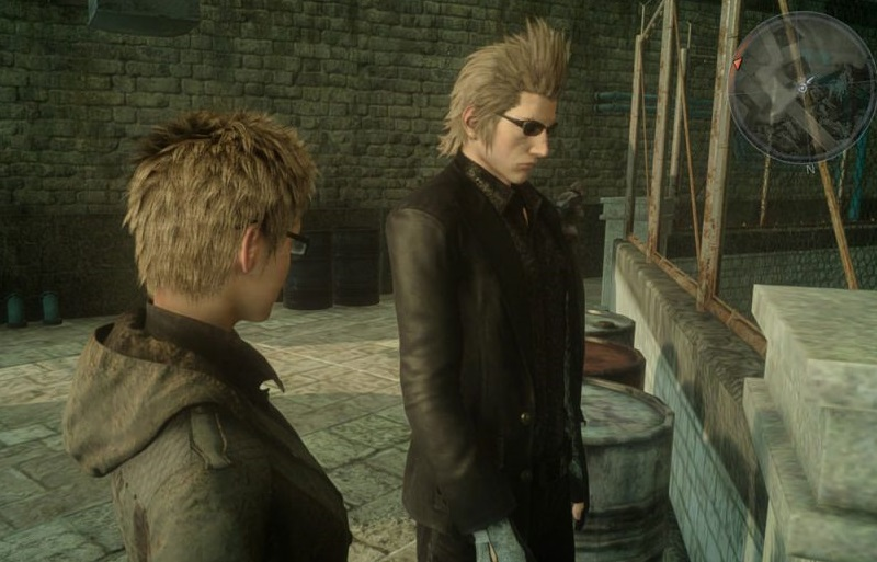 Where To Find Gladiolus, Prompto And Ignis - FFXV Comrades Location