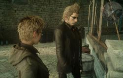 Ignis Fight Handing It To The Hand Quest