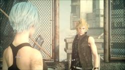 Prompto Fight Besting The Buddy Quest