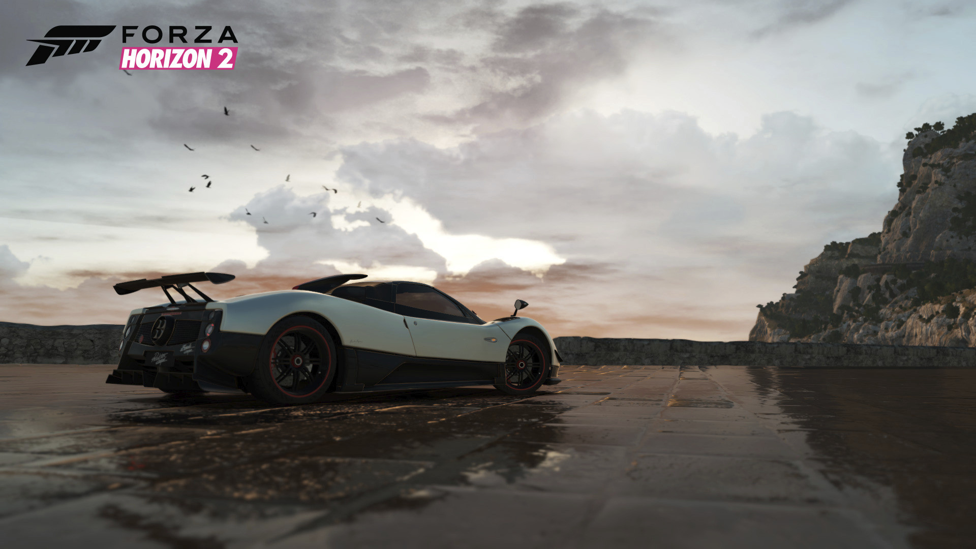 Forza Horizon 2 screenshot 2