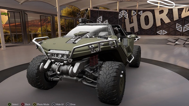 How To Unlock Warthog In Forza Horizon 3