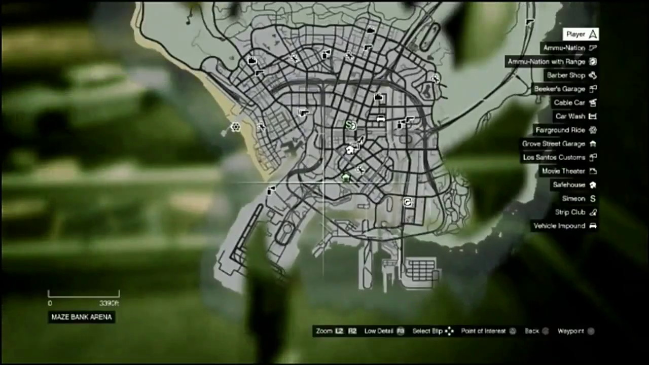 How To Find Gta V Baseball Bats And Crowbars Melee Weapons Location