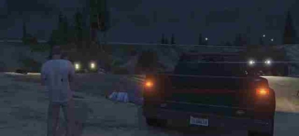 gta v secrets easter eggs 4 - Gta 4 Secret Cars Locations Xbox 360