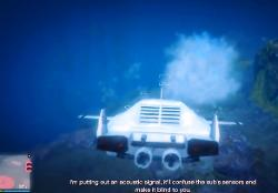 Doomsday Heist Act 2 Stormberg Submarine