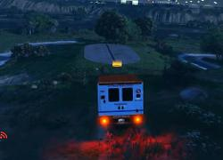Doomsday Heist Act 1 Ambulance