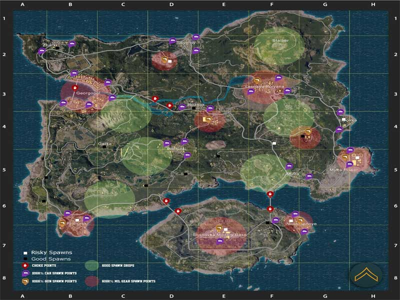 playerunknowns battleground pubg beginners guide and tips