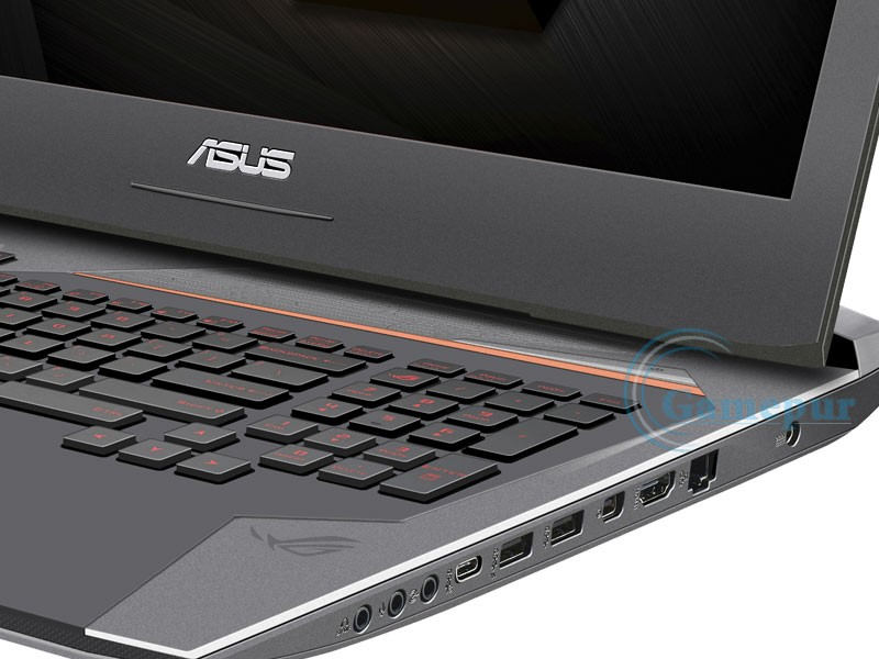 Asus G752VS Gaming Laptop
