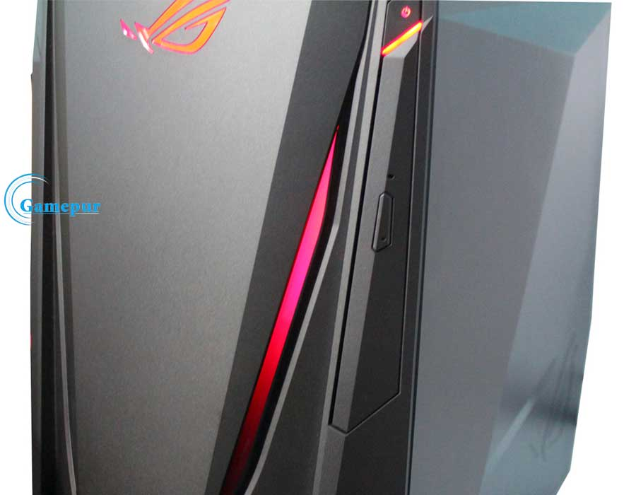 Asus GT51CA Gaming Destop ROG LED