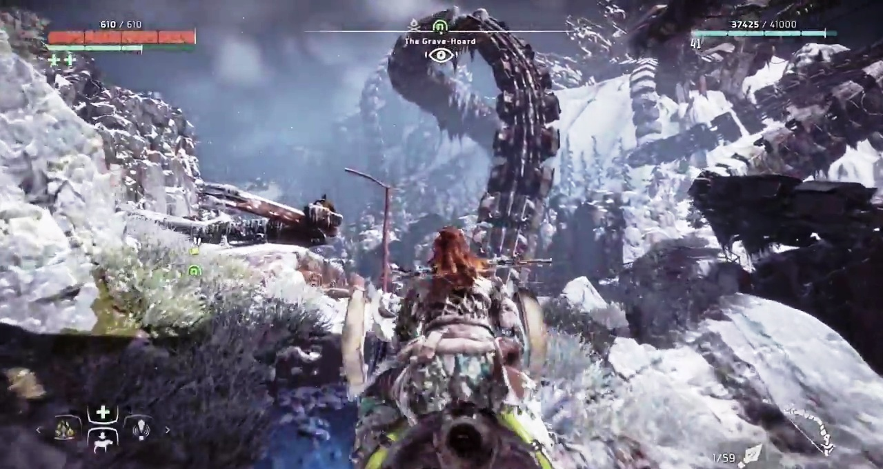 Aloy is Back for One Last outing to The Frozen Wilds