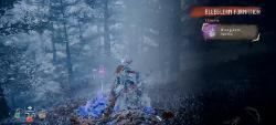 Horizon Zero Dawn Frozen Wilds Bluegleam 1 Songs Edge 1 Bluegleam