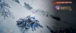 Horizon Zero Dawn Frozen Wilds Bluegleam 14 Stone Yield 3 Bluegleam