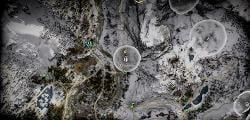 Horizon Zero Dawn Frozen Wilds Bluegleam 4 Deep Dim 2nd Location