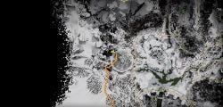 Horizon Zero Dawn Frozen Wilds Bluegleam 8 Shamans Quest Snowbank