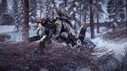 Horizon Zero Dawn Frozen Wilds Scorcher New Machine