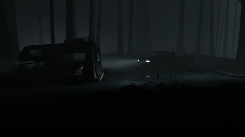 Playdead's Inside Walkthrough Part 1 - The Forest
