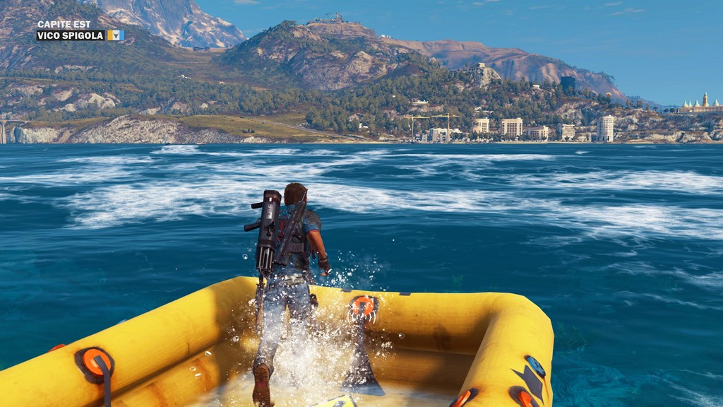 just cause 3 how to find mission location