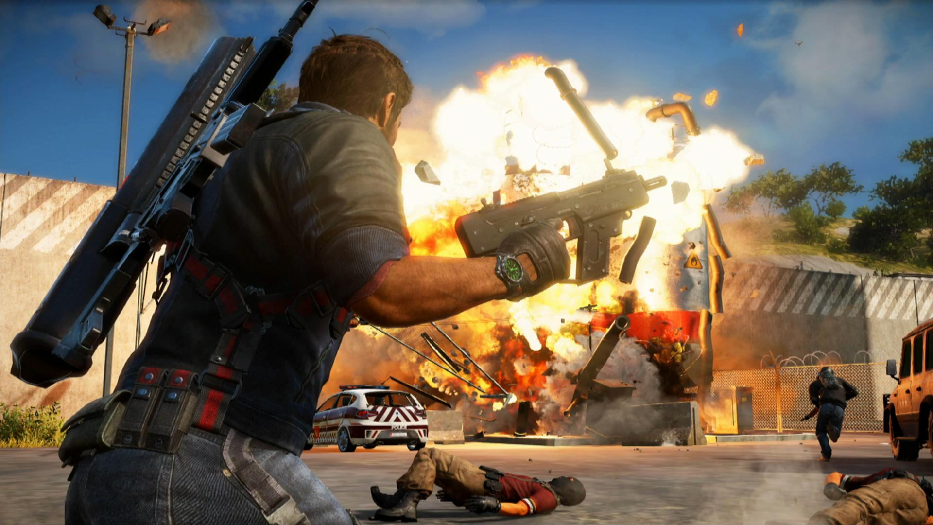 New Just Cause 3 PS4/Xbox One Screenshots Shows