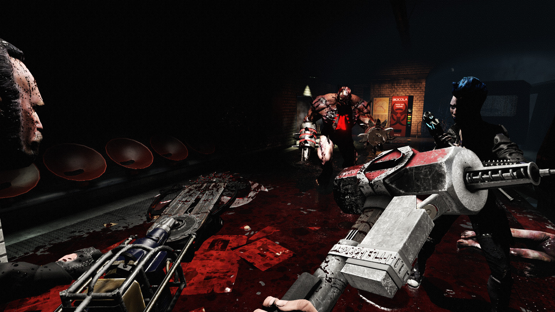 New Killing Floor 2 1080p Screenshots Are Scary And