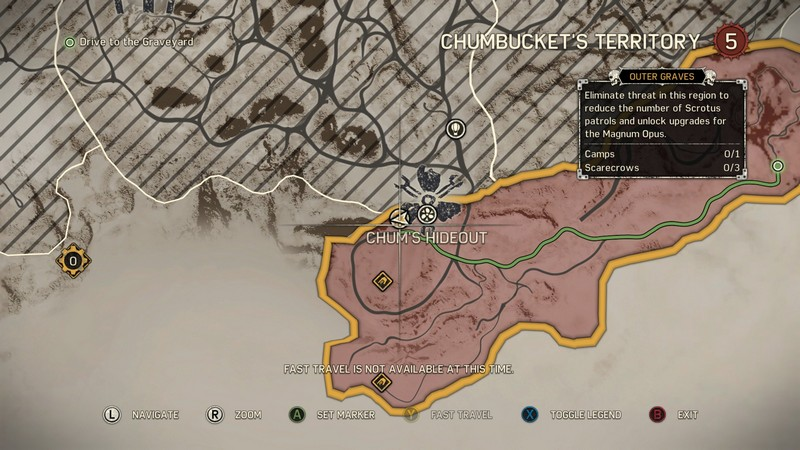 Mad Max: Game References and Easter Eggs Mad Max Game Map on battlefield 4 game map, the hunger games game map, grand theft auto game map, wasteland 2 game map, forza horizon 2 game map, far cry 4 game map, thief game map, dead island game map, assassin's creed unity game map, the dark knight rises game map,