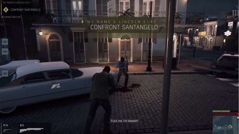 My Names Lincoln Clay And Kill Frank Pagani Mafia 3 Walkthrough