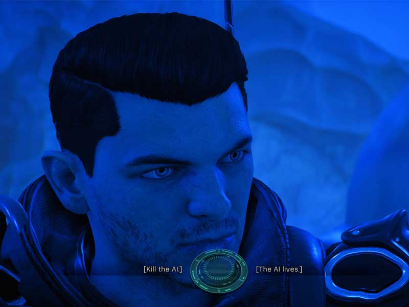 Mass Effect Andromeda Saving Or Killing Ancient Ai Consequences Guide