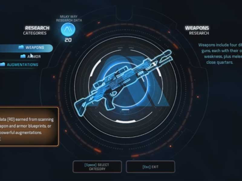 All Of Mass Effect Andromeda's Known Bugs