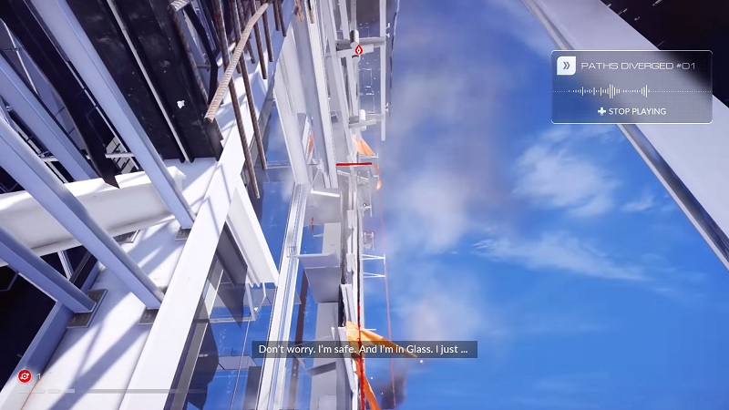 Mission 15: The Shard - Mirror's Edge Catalyst Ending ...