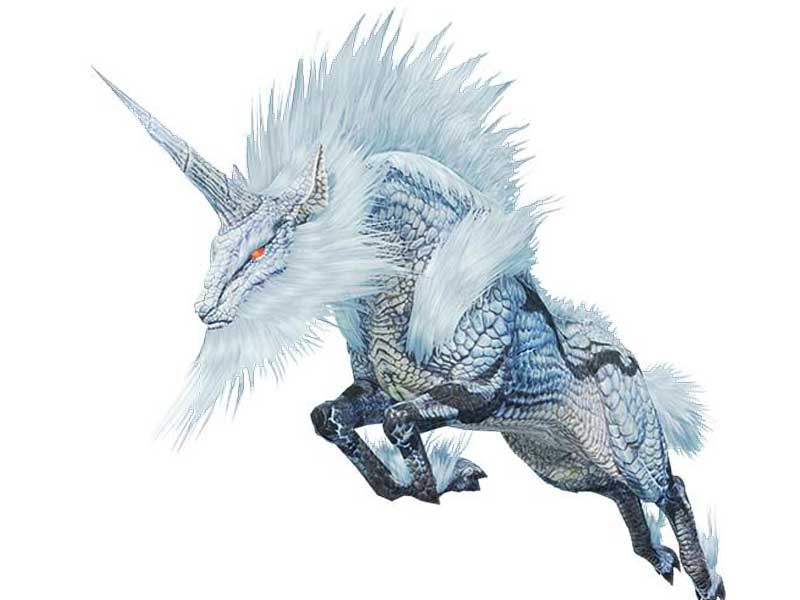 Monster Hunter World Kirin