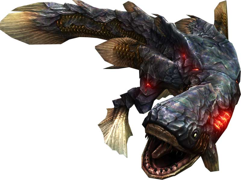 Monster Hunter World Lavasioth