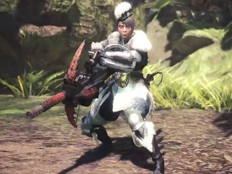 Monster Hunter World Weapons Guide