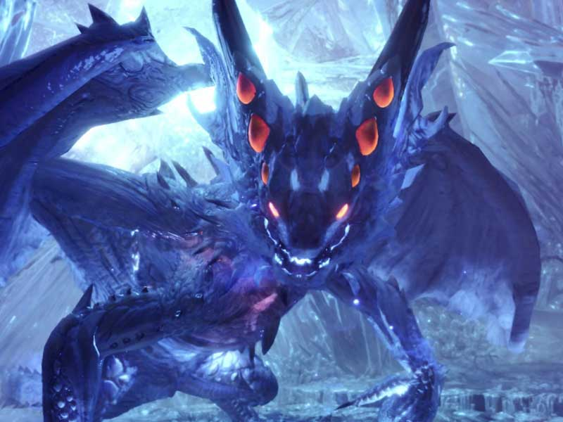 Monster Hunter World Vaal Hazak