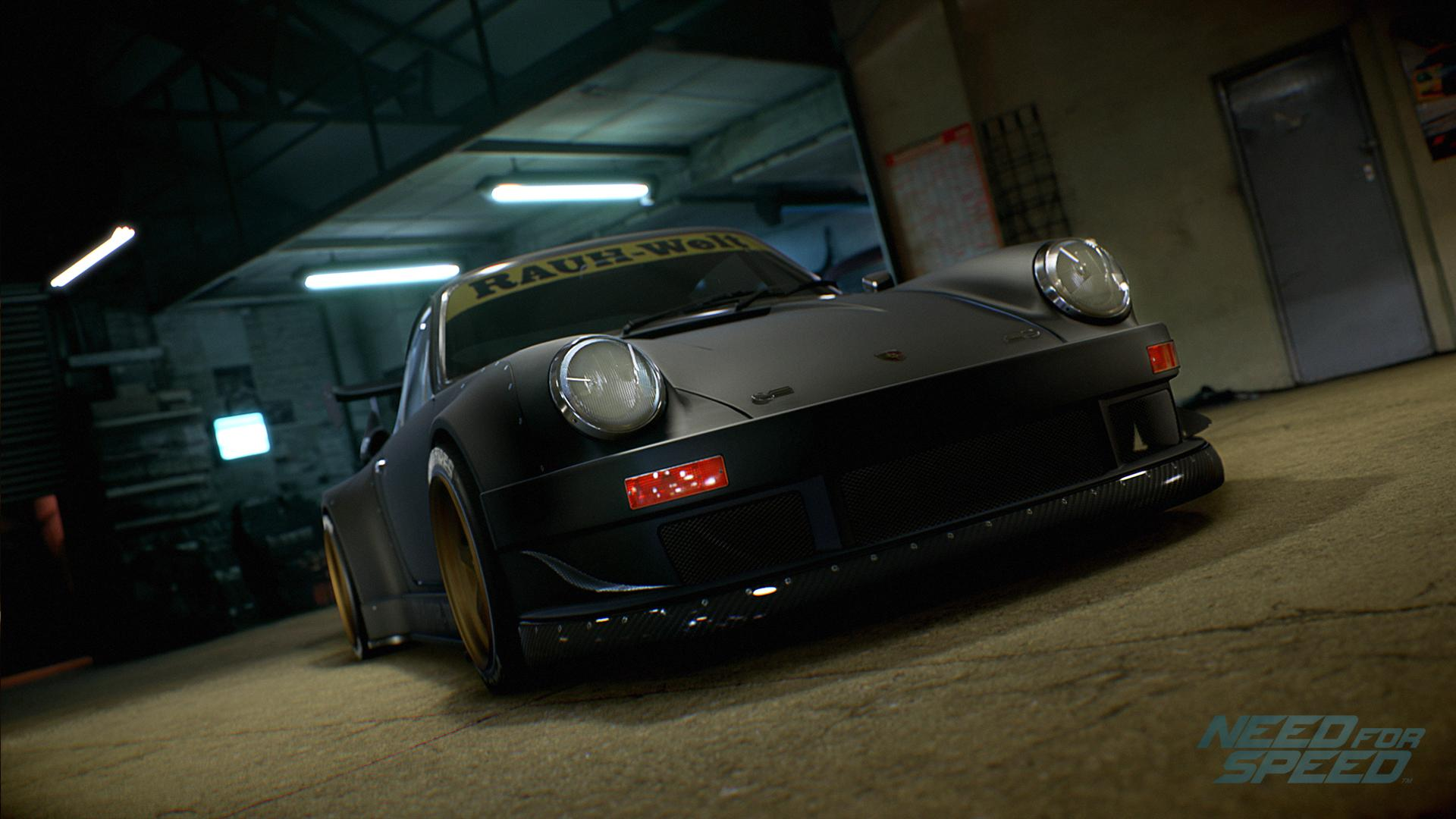 new need for speed screenshots shows porche 930 porche 933 customization options looks. Black Bedroom Furniture Sets. Home Design Ideas