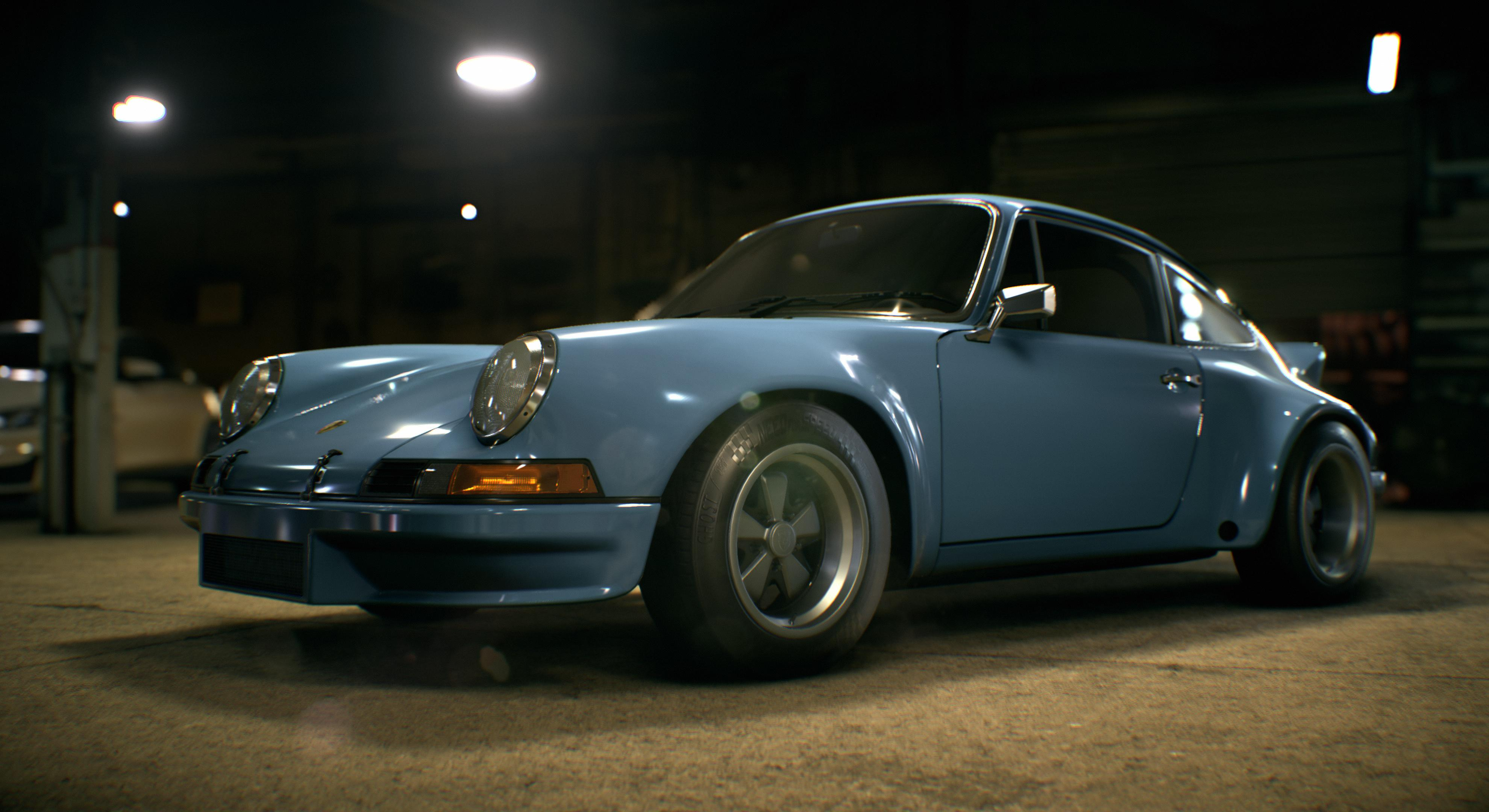 New Need For Speed Screenshots Shows Porche 930 Porche