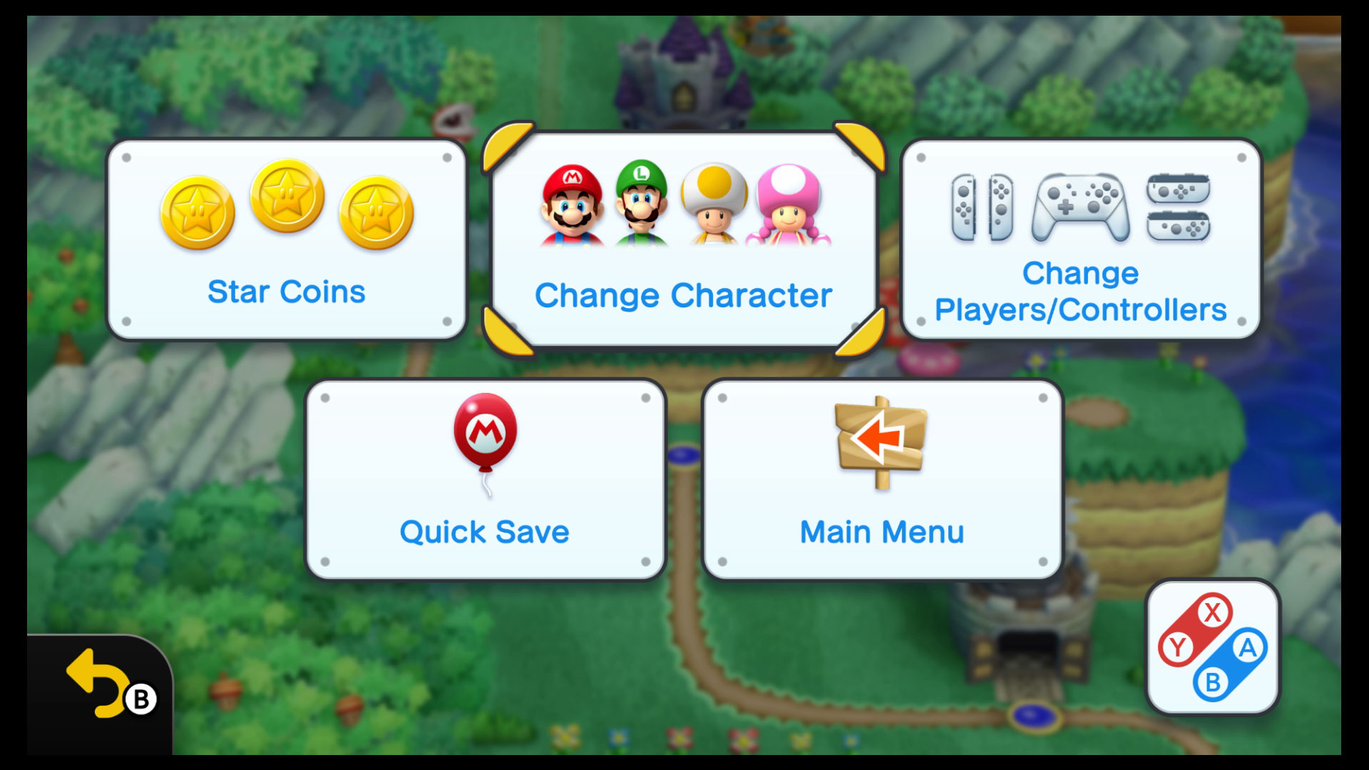 How To Change Characters In Game In New Super Mario Bros U Deluxe