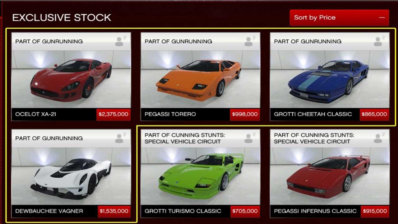 Gta V Online Dlc Smugglers Run New Super Car