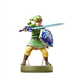 Zelda Link Skyward Sword Amibo